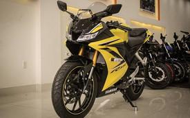 Giá Yamaha YZF-R15 chạm đáy mới tại đại lý nhập khẩu tư nhân, về mức 73,5 triệu đồng
