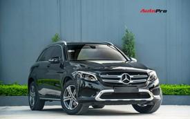 Bán xe sau 10.000 km, chủ nhân Mercedes-Benz GLC 200 chỉ lỗ tiền lăn bánh
