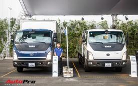 Hãng xe Ấn Độ Tata Motors ra mắt dòng xe tải Ultra tại Việt Nam