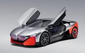 BMW i3, i8 sắp ra đi, Vision M Next sẽ là kẻ kế nhiệm đáng gờm