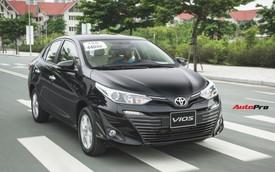 Toyota Vios bất ngờ giảm giá niêm yết cao nhất 41 triệu đồng tại Việt Nam - chiêu bài đấu lại Hyundai Accent