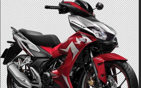 Lộ hình ảnh hoàn chỉnh được cho là Honda Winner X chuẩn bị ra mắt tại Việt Nam
