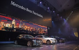 Khai mạc Fascination 2019 - Triển lãm được trông đợi nhất của Mercedes-Benz tại Việt Nam