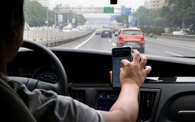 Tài xế công nghệ của Trung Quốc sẽ được thêm tiền khi trả lại đồ thất lạc của khách hàng