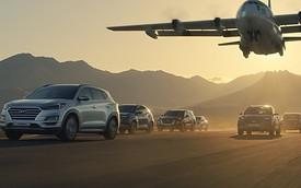 Đây chính là quảng cáo 'nguyên team đi vào hết' của Hyundai đang gất sốt cộng đồng mạng