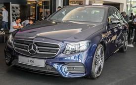 Chiều nay ra mắt Mercedes-Benz E-Class mới tại Việt Nam