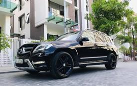 4 năm tuổi, Mercedes-Benz GLK vẫn có giá ngang ngửa Mazda CX-8 mua mới