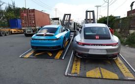 Bộ đôi Porsche 911 thế hệ mới chính thức đặt chân tới Việt Nam
