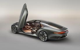 Ra mắt Bentley EXP 100 GT - Nền móng mới cho thời kỳ huy hoàng của xe siêu sang