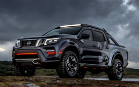 Nissan Navara có thể có phiên bản đấu Ford Ranger Raptor