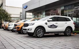 Honda và Ford thay đổi trật tự thị trường ô tô Việt Nam nửa đầu năm 2019