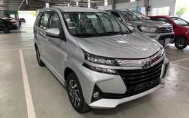 Toyota Avanza 2019 về đại lý ở Việt Nam - sức ép mới cho Mitsubishi Xpander và Suzuki Ertiga