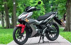 Honda Winner - Ngôi sao đang lên, đe dọa vị thế 'vua doanh số' Yamaha Exciter