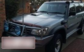 Tạm giữ 4 trẻ em đánh cắp và tự lái xe ô tô đi cả nghìn km