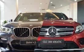 Chọn BMW X3 2019 hay Mercedes-Benz GLC: Lựa chọn khó cho khách Việt với mức chênh gần 600 triệu đồng