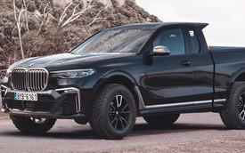 Bán tải BMW X7 chí ít cũng phải chất như này!