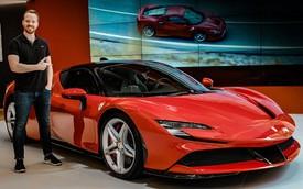 Tìm hiểu siêu xe hybrid Ferrari SF90 Stradale qua video chi tiết
