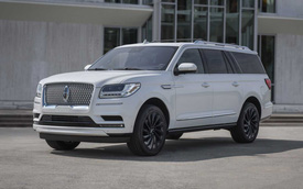 Lincoln Navigator 2020 ra mắt: Nâng cấp đối trọng của Cadillac Escalade
