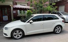 Sau 30.000 km, hàng hiếm Audi A3 Sportback rẻ như Toyota Altis mua mới