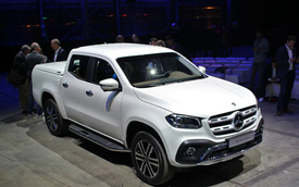 Nissan chia tay hãng mẹ Mercedes, thu về 1,2 tỷ USD, những mẫu xe vỏ Mercedes, ruột Nissan như X-Class chính thức dừng cuộc chơi