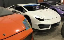 Cảnh sát đóng cửa nhà máy chuyên làm giả siêu xe Ferrari, Lamborghini - nơi hay lui tới của những người thích làm màu và trục lợi
