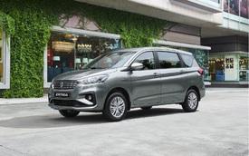 Liệu Suzuki Ertiga có trở thành tân vương MPV 7 chỗ?