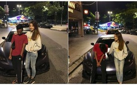 Cư dân mạng 'ném đá' bé trai chụp ảnh bên chiếc xe thể thao của người lạ và phản ứng gây sốc của chủ xe