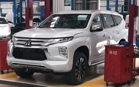 Lộ hình ảnh thực tế Mitsubishi Pajero Sport 2020 sẽ bán tại Việt Nam