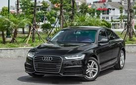 Audi A6 bản APEC bất ngờ lên sàn xe cũ với odo 22.000 km, giá hơn 1,8 tỷ đồng