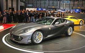 Ferrari bán 1 siêu xe lãi bằng BMW bán 30 xe sang hay ngang Nissan bán gần 1.000 chiếc