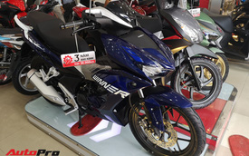 Honda Winner X đội giá hơn 2 triệu đồng, Winner cũ giảm giá hơn 5 triệu đồng