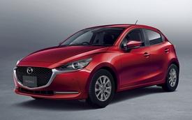 Ra mắt Mazda2 phiên bản mới: Thay thiết kế, thêm công nghệ để đấu Toyota Yaris