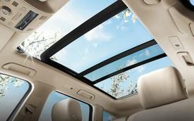 Hướng dẫn tự bảo dưỡng cửa sổ trời ô tô tại nhà đúng cách