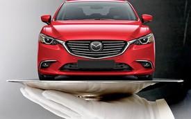 Mazda và con đường đầy gian truân lên hạng xe sang