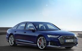Audi S8 2020 ra mắt với thay đổi nhẹ nhàng, động cơ V8 tăng áp kép 563 mã lực