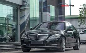 Mercedes-Benz S500 9 năm tuổi - Xe sang trong tầm giá Toyota Camry