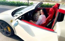 Hot girl mới tậu Ferrari 458 Spider thứ 2 tại Việt Nam là ai?