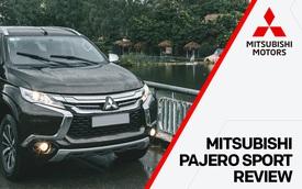 Người dùng đánh giá Mitsubishi Pajero Sport máy dầu: Chỉ cần mạnh, mượt và rẻ là đủ