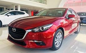 Ưu đãi lên đến 70 triệu đồng, Mazda3 quyết giữ ngôi vua doanh số phân khúc