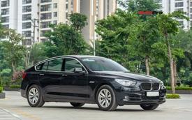 BMW 535i GT sau gần 1 thập kỷ: Bỏ hơn 900 triệu mua xe sang hàng hiếm với 306 mã lực
