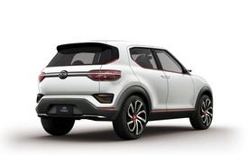 Toyota Rush sắp bị thay thế bằng SUV giá rẻ, cạnh tranh Ford EcoSport?