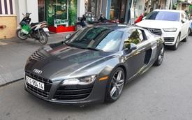 Audi R8 V10 siêu độc tại Việt Nam bất ngờ tăng giá trị sau khi đổi chiếc biển số này