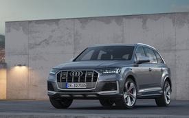 Ra mắt Audi SQ7 TDI 2020: Chương sử 'sạch sẽ' của máy dầu