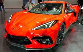 Siêu xe giá rẻ Chevrolet Corvette C8 cho phép đại gia tự chọn số VIN nhưng phải chấp nhận điều này