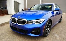 BMW 330i M Sport 2019 có giá tạm tính gần 2,4 tỷ đồng, đắt hơn cả Mercedes-Benz E 200 Sport