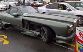 Nếu bạn không đủ tiền để mua Rolls-Royce thì đây là cách chủ xe Mazda gây ấn tượng với phiên bản lỗi