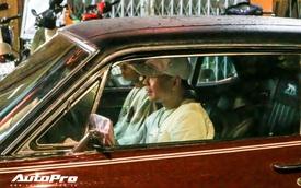 Bắt gặp xe cổ tiền tỷ mới nhất của rapper Binz tại Sài Gòn
