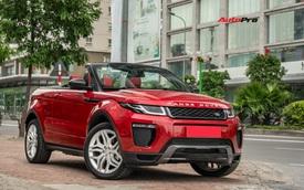 Đại gia Việt bán hàng hiếm Range Rover Evoque mui trần giá gần 4 tỷ đồng khi mới chạy 700 km
