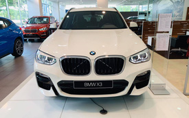 BMW X3 2019 giá từ gần 2,5 tỷ đồng - Bài toán cạnh tranh khó trước Mercedes-Benz GLC