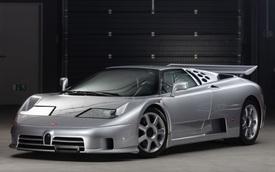 Lộ thông tin về siêu xe Bugatti mới sẽ ra mắt trong tháng sau: Chỉ chịu thua kém xe đắt nhất thế giới